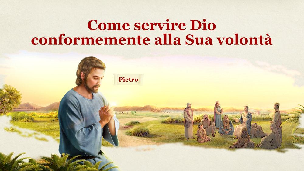 """Parola di vita – """"Come servire Dio conformemente alla Sua volontà"""""""