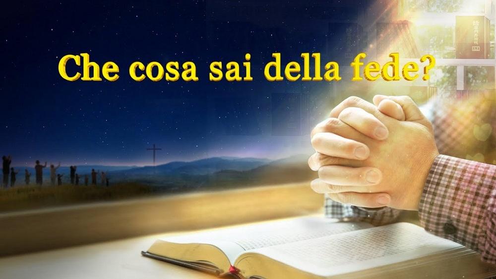 """Il vangelo di oggi – """"Che cosa sai della fede"""" La parola dello Spirito Santo"""