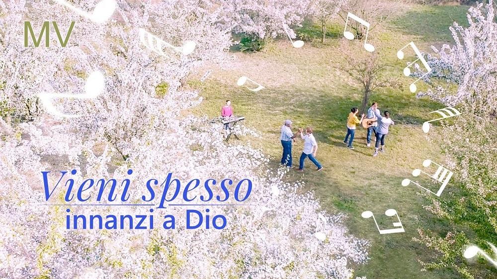 """Canto di adorazione – Faccia a faccia con Dio """"Vieni spesso innanzi a Dio"""" 【MV】 Lodare Dio Onnipotente"""