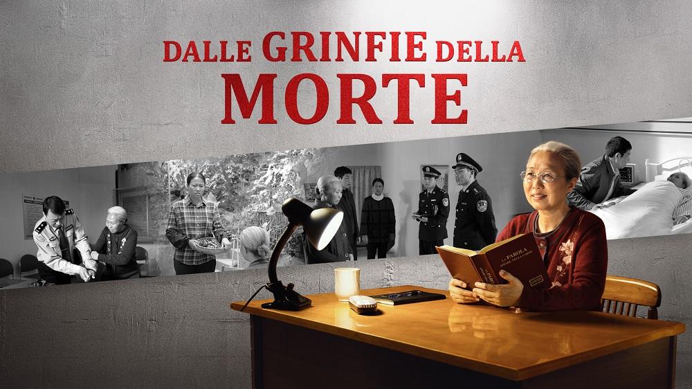 """Film cristiano completo in italiano – """"Dalle grinfie della morte"""" Dio mi ha dato la seconda vita"""