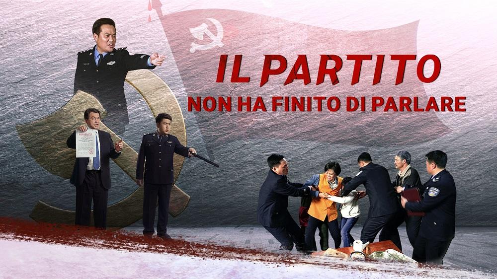 """Film cristiano – Come il PCC rovina le famiglie cristiane """"Il partito non ha finito di parlare"""""""