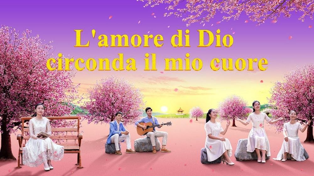 """Canto di lode - """"L'amore di Dio circonda il mio cuore"""""""