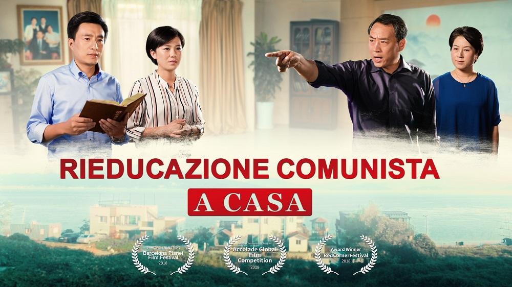 """Film cristiano completo 2018 – """"Rieducazione comunista a casa"""" Dio è la mia Salvatore"""
