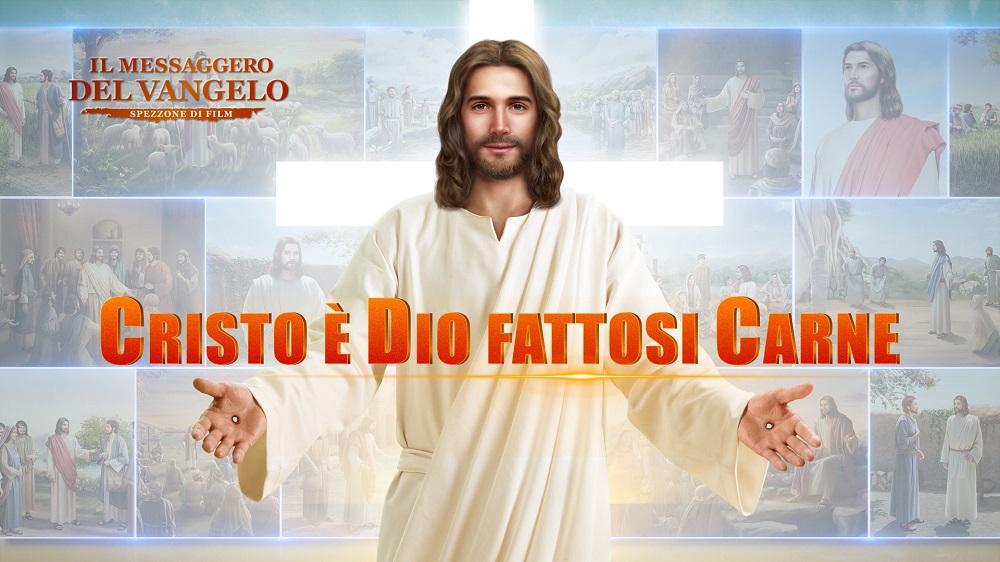 """Spezzone del film """"Il messaggero del Vangelo"""" - Cristo è Dio fattoSi carne"""