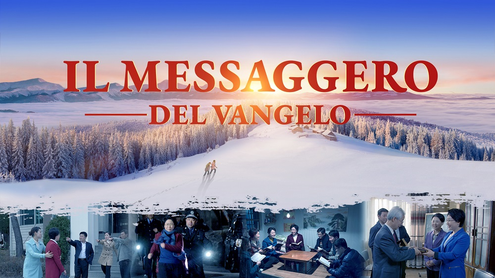 "Film cristiano in italiano - ""Il messaggero del Vangelo"""