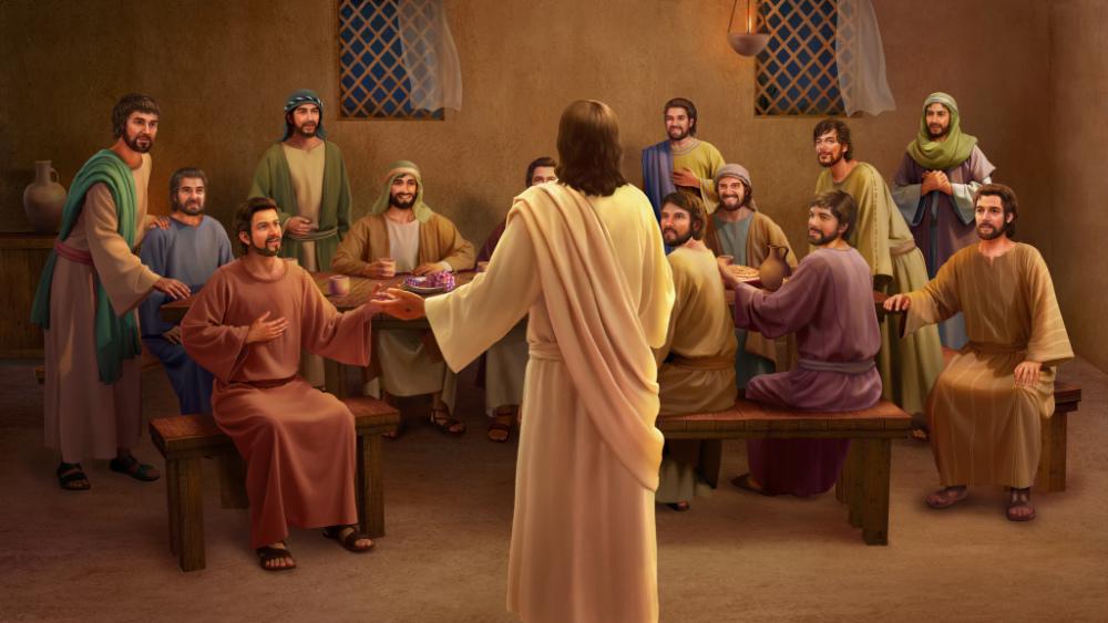Profezie del Signore Gesù Stesso sul Dio incarnato degli ultimi giorni che Si manifesta e opera come Figlio dell'uomo.