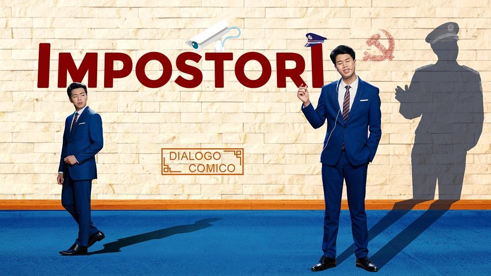 """L'ultimo spettacolo cristiano 2018 - """"Impostori"""" (Dialogo comico)"""