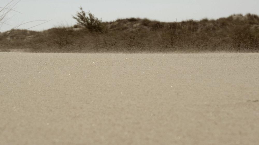 La mia salvezza: Dio mi salvò quando venni sepolto dalla sabbia