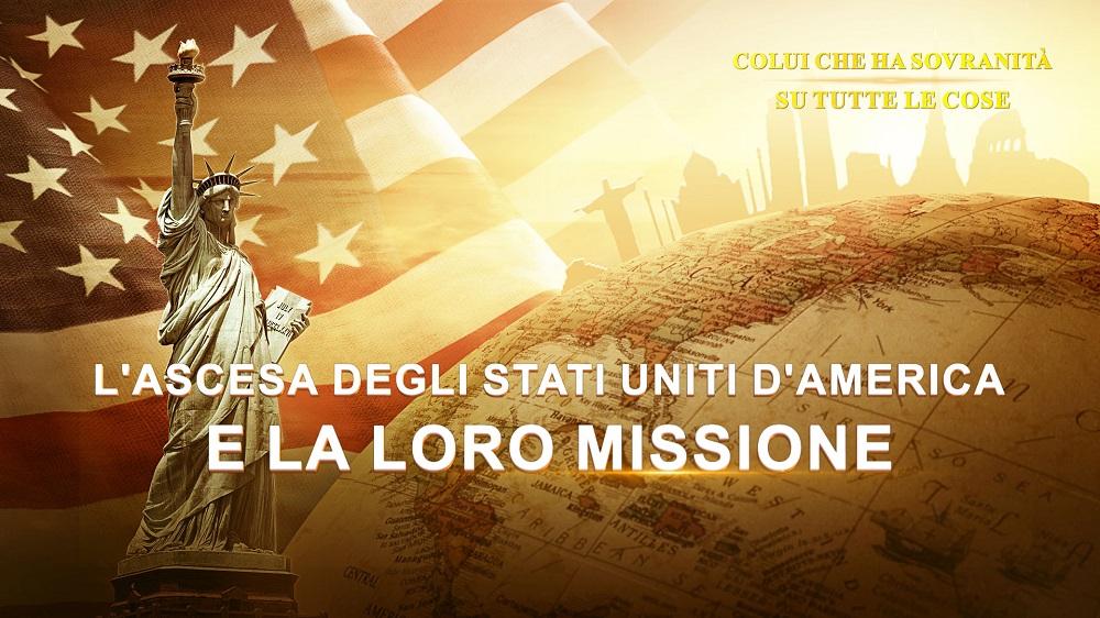 """Spezzone del film documentario """"Colui che ha sovranità su tutte le cose"""" - L'ascesa degli Stati Uniti d'America e la loro missione"""
