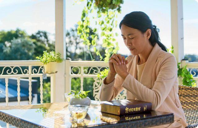 preghiera per avvicinarsi a dio