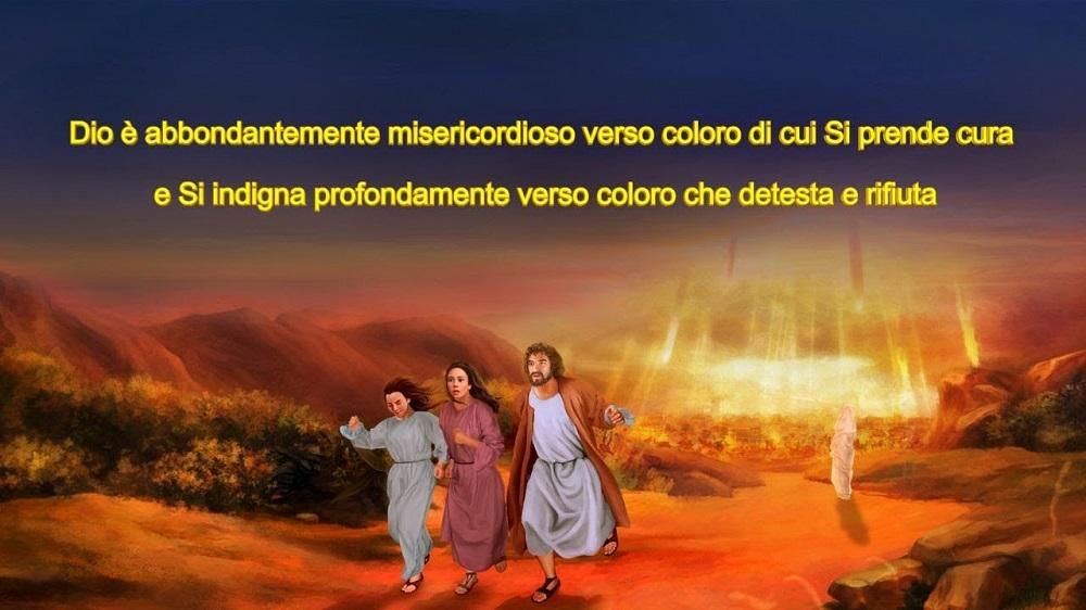 """Il Vangelo del giorno """"L'opera di Dio, l'indole di Dio e Dio Stesso II"""" Parte 2"""