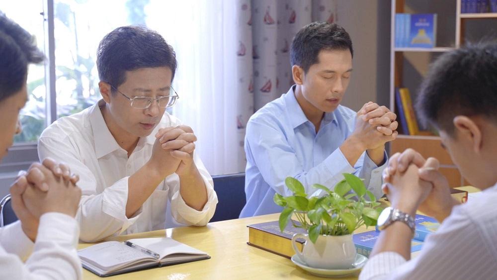 Il significato della preghiere cristiani