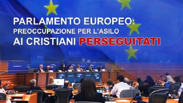 Parlamento europeo: preoccupazione per l'asilo ai perseguitati della Chiesa di Dio Onnipotente