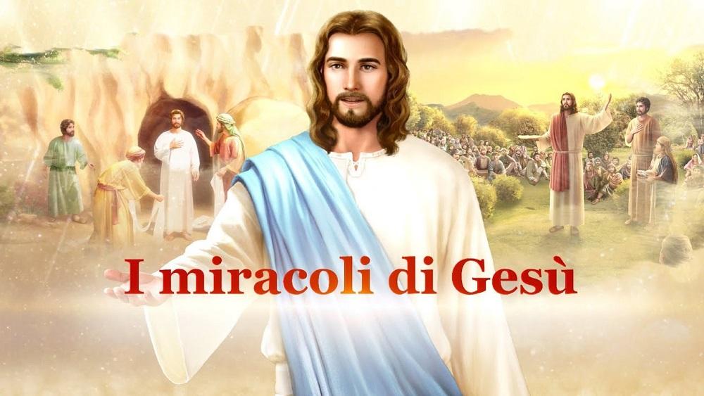 """Il Vangelo di oggi """"L'opera di Dio, l'indole di Dio, e Dio Stesso III"""" Parte 5"""