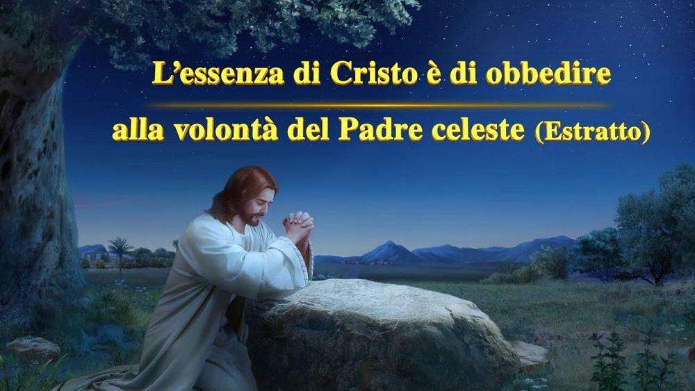 Il Vangelo del giorno - L'essenza di Cristo è di obbedire alla volontà del Padre celeste (Estratto)