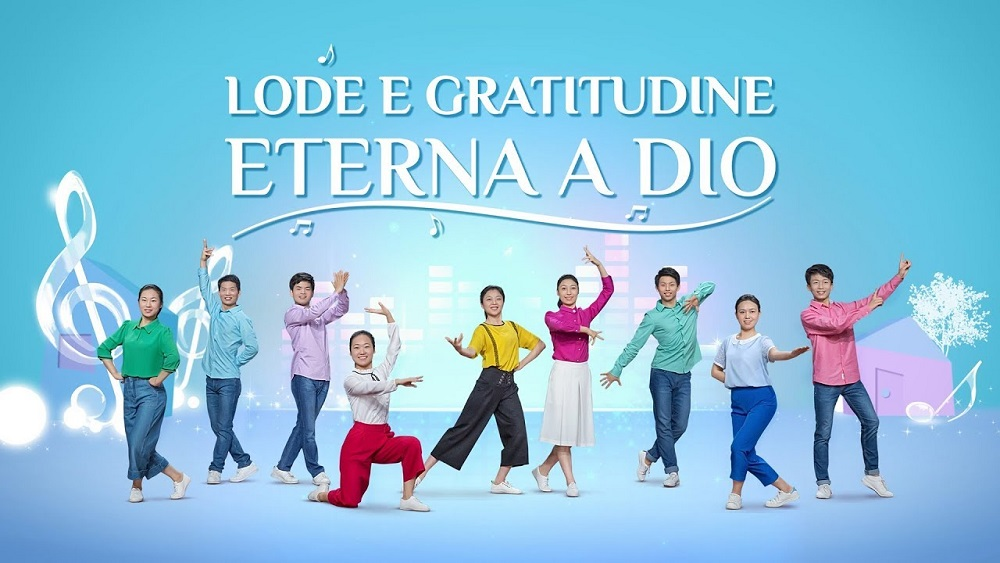Danza di adorazione - Lode e gratitudine eterna a Dio