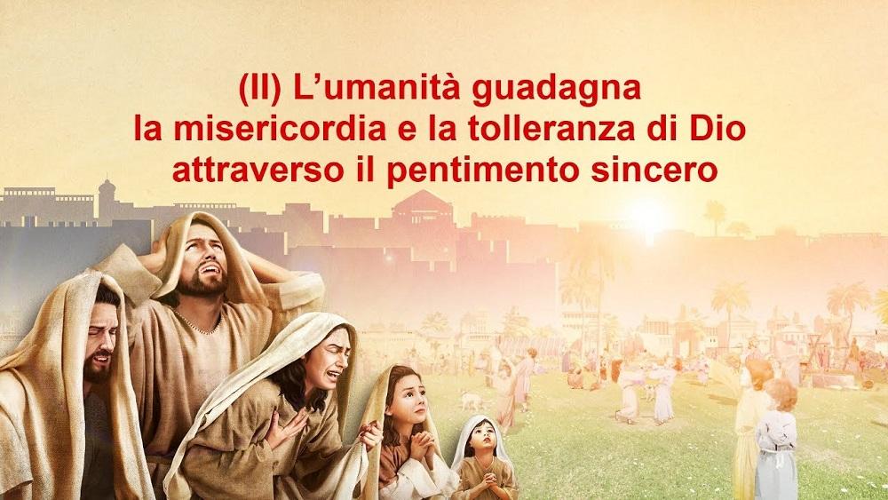 Il Vangelo di oggi - Dio Stesso, l'Unico II L'indole giusta di Dio Parte 3