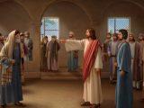 Gesù rimprovera i farisei