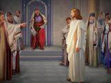 farisei follemente resistenza a Dio