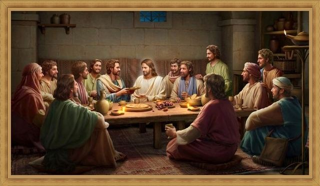 Il Signore Gesù dopo la resurrezione