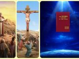 tre fasi dell'opera di Dio