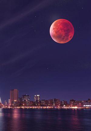 lune di sangue