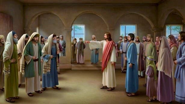 Signore Gesù maledisse i farisei