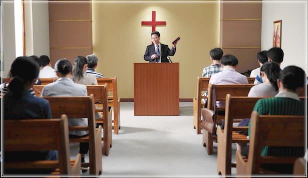 Predica del pastore